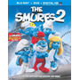 Blu-ray+dvd -- The Smurfs 2 // Los Pitufos 2