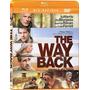 Blu-ray The Way Back / Camino A La Libertad / Sin Subtitulos