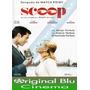 Scoop - Woody Allen - Dvd Original - Almagro - Fac. C