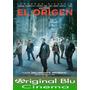 El Origen - Dvd Original - Almagro