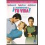 Dvd Original El Chico De Tu Vida - Duhamel - Nueva Y Sellada