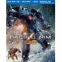 Blu-ray Pacific Rim 3d / Titanes Del Pacifico / Br 3d 2d Dvd