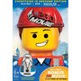 Blu-ray 3d The Lego Movie / Edicion Especial + Figura Lego