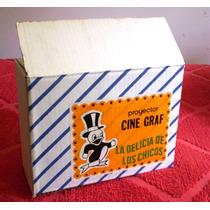Caja Vacía De Cine Graf - Nueva ! (fines De Los ´70)