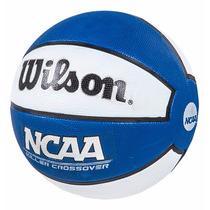Pelota Basquet Basket Wilson N°7 Killercross Ncaa Blwh