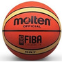Pelota Basket Basquet N°7 Molten Gr7 Basket Entrenamiento