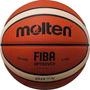 Pelota Basket Molten Gg7 Oficial Lnb Cuero N°7