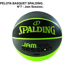 Pelota Basquet Spalding - Jam Session - La Plata