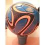Pelota Adidas Brazuca Matchball Glider Turquesa/marino/naran
