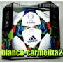 Pelota Adidas Champions League 2015 Oficial Ball Mach