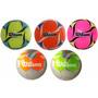 Pelota De Futbol N°4 Papi Futsal Salon Repique Wilson Lelab