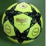 Nueva! Pelota De Futsal N° 4 De Cuero Cosida - Futbol 5