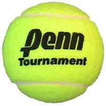 Pelotas De Tenis Penn Tournament Sello Negro En Tenis Global
