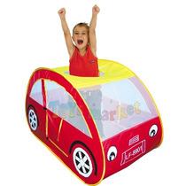 Auto Pelotero Infantil Plegable Carpa Castillo Casa Iplay
