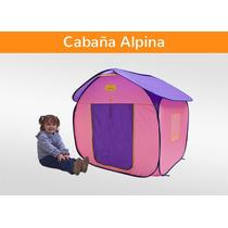 Casita Plegable Armadillos - Cabaña Alpina
