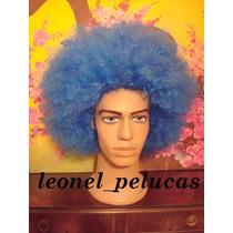 Increible Afro Azul!!!