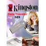 Pendrive Kingston 16gb Dt-se9-metálico En Caseros