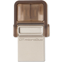 Pen Drive Kingston 32gb Dt Micro Duo Pc Tablet Smartphone