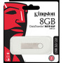Pendrive Kingston 8gb Usb 3.0 Data Traveler Se9 G2 Pen Drive