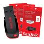 Pendrive Sandisk 16 Gb Usb 2.0 Ituzango/zona Oeste