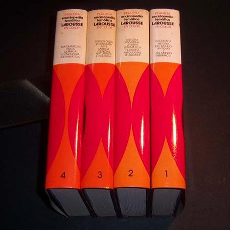 enciclopedia tematica larousse: