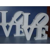 Diseño Love Ingles Polyfan 4cm Espesor!!! Si 4cm!!
