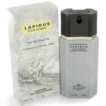 Lapidus Pour Homme X 100 Ml... Imperdible Promocion...!!!