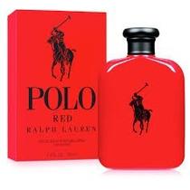 Perfume Polo Red Importado Con Caja Y Celofan X 125 Ml