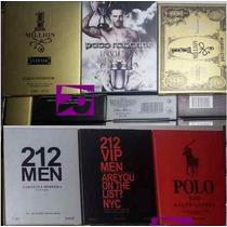 Perfumes Importados Minis De Cartera X20ml.