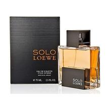 Solo Loewe Pour Homme X 125 Ml... Imperdible Promocion..!!!