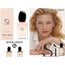 Perfume Si By Giorgio Armani Edp 100ml Importado