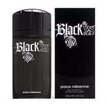 Black Xs 100ml - Paco Rabanne - Perfumes Importados Original