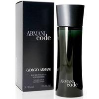 Armani Code Homme Giorgio Armani Edt 75 Ml- Perfumes Lourdes