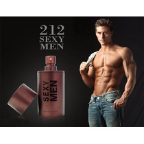 212 Sexy Men Carolina Herrera Edt*100ml Perfumes Importados