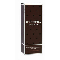 Caja Y Envase Carolina Herrera For Men 30 Ml