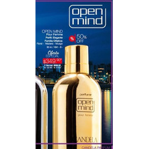 Perfume Open Mind Pour Femme By Candela 90 Ml