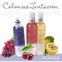 Colonias Hidratantes Tentación 100ml - Monique