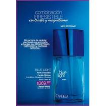 Perfume Blue Light Men By Candela 60 Ml