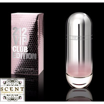 212 Vip Woman Club Edition By Carolina Herrera - 80ml- Spain