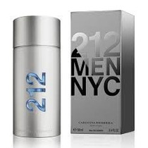 Perfume 212 Men Nyc !!! 100 Ml. En Subasta!