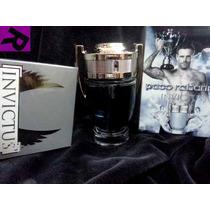 Invictus By Paco Rabanne 100m Perfumes Importados Orig A
