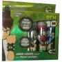 Cartoon Network Ben 10 Jabon Liquido Infantil Para Jugar X 3