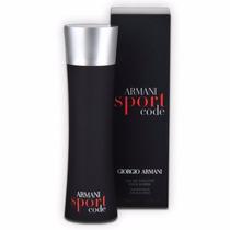 Perfume Armani Code Sport Giorgio Armani Perfumeria Palermo