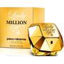 Lady Million De Paco Rabanne Edp 80ml - Perfumes Lourdes