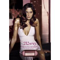 Perfume 212 Sexy Mujer 80ml Cerrado Original