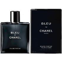 Chanel Bleu Eau De Parfum X 100 Ml... Imperdible Promo...!!!