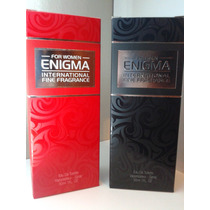Perfumes Enigma New Collection. Fragancias Internacionales.