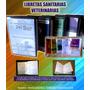 Libretas Sanitarias Para Veterinarias (300 Unidades)