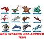 Bakugan New Vestroia Traps Modelos Atributos Varios Oferta!