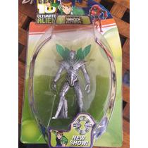 Ben 10 Ultimate Alien Juguete Muñeco